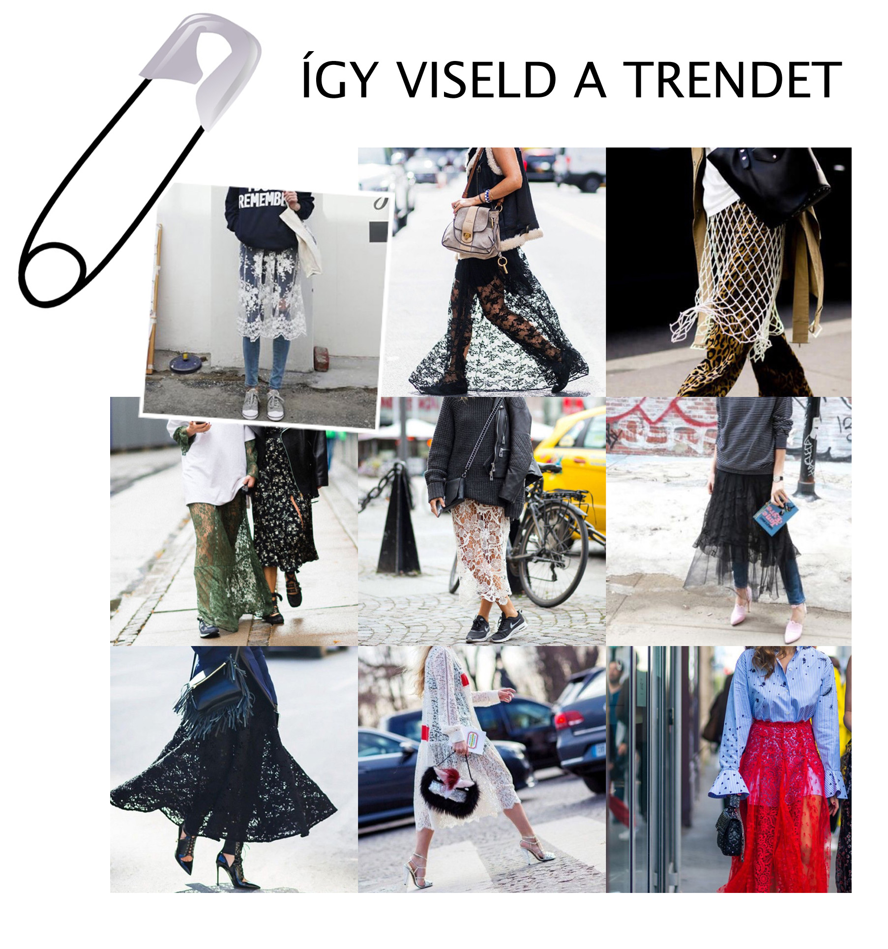 ÍGY VISELD A TRENDET szoknya-nadrág