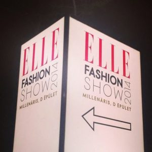 Elle Fashion Show 2014