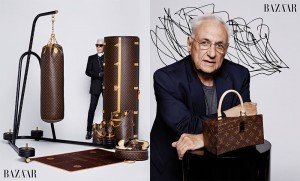 A Louis Vuitton 'Celebrating Monogram' projektje