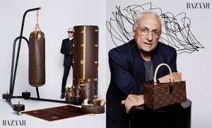 A Louis Vuitton 'Celebrating Monogram' projektje
