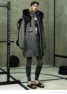 Alexander Wang a H&M-nek tervezett