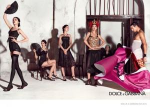 Új 2015-ös Dolce & Gabbana kampány