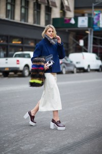 Best of street style at New York Fashion Week