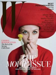 A W Magazine filmes kiadása