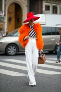 Best of street style at Paris Fashion Week
