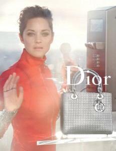 Marion Cotillard is the face of Lady Dior again