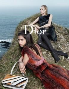 A Dior 2015-ös őszi kampánya