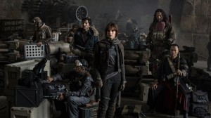 Star Wars: Rogue One' cast revealed