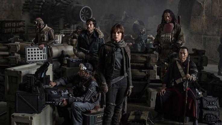 A Star Wars: Rogue One szereposztása