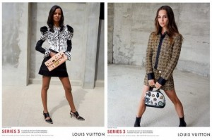Louis Vuitton's F/W 2015 Campaign