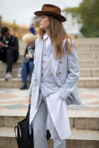 Best of street style at London Fashion Week