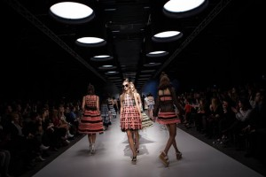 Mercedes Benz Fashion Week Central Europe