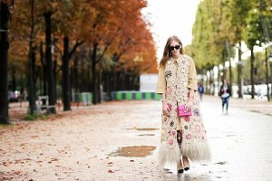 Best of street style at Paris Fashion Week