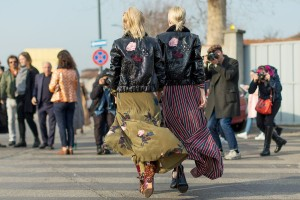 Best of street style from Milan Fashion Week