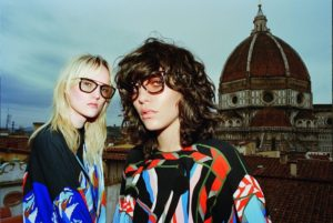 Fall with Pucci in Florence
