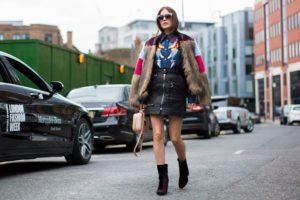 Fashion Week az utcán