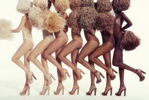 The new nudes by Louboutin