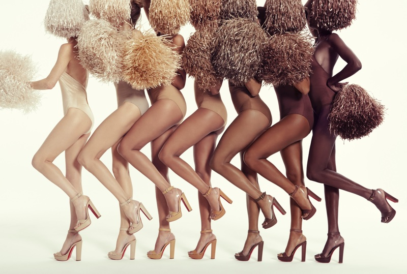 A Louboutin-féle új nude