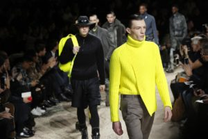 Louis Vuitton brings neon back