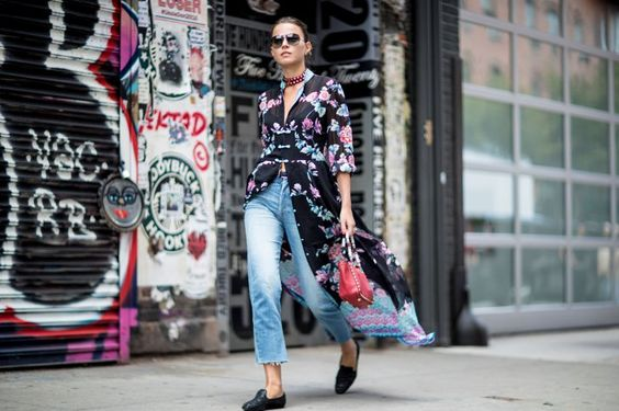 A kimonó töretlen sikere