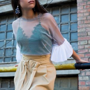 THE TULLE TOP