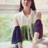 Fodros női ing