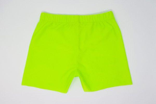 Női short neon színekben