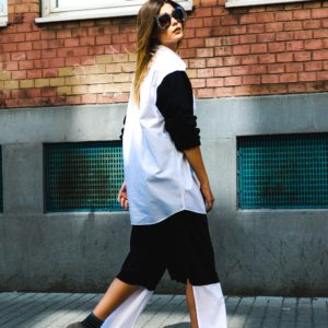 THE SHIRT CULOTTES